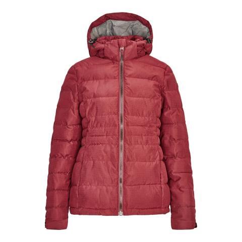 Killtec Women's Aubergine Edna Padded Jacket