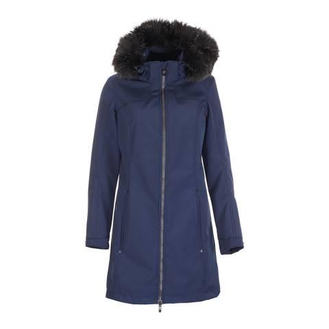 Killtec Women's Dark Blue Solona Parka Jacket