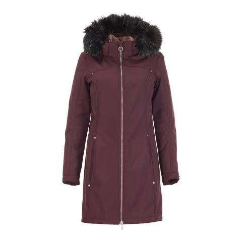 Killtec Women's Aubergine Solona Parka Jacket
