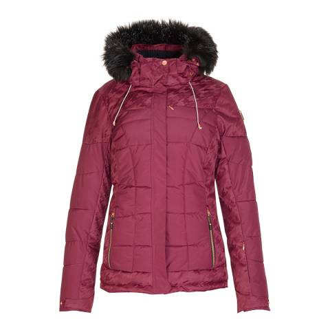 Killtec Women's Plum Embla Ski Jacket