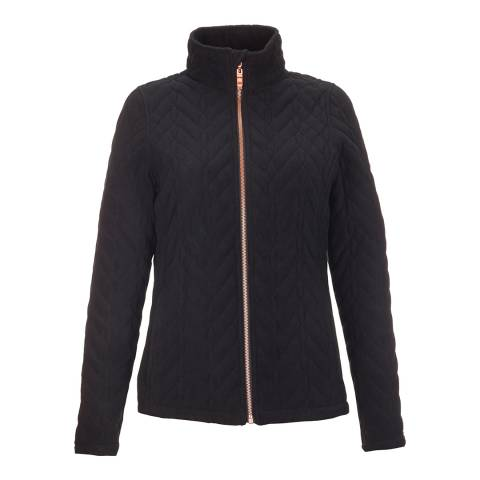 Killtec Women's Black Loorea Quilted Jacket