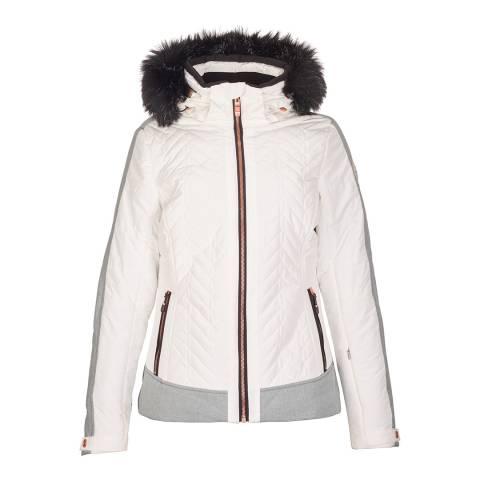 Killtec Women's Off-White Marinna Jacket
