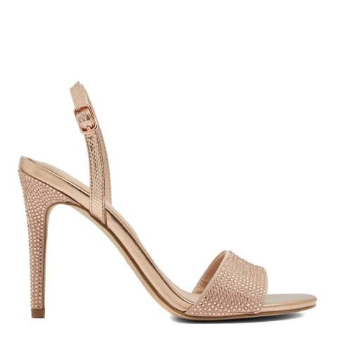 Aldo Multi Metallic Lelonna High Heel Sandals