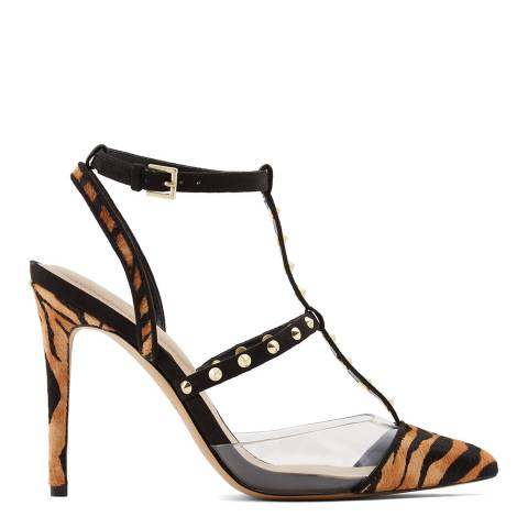 Aldo Black/Multi Celadriella Heeled Shoes