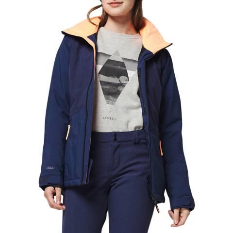 O'Neill Navy Halite Ski Jacket