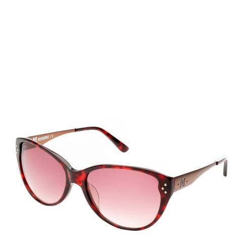 Missoni Women's Red Missoni Sunglasses 58mm