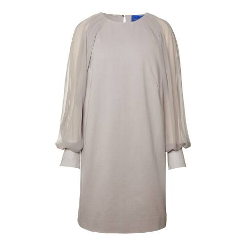 Winser London Grey Charlotte Miracle Dress