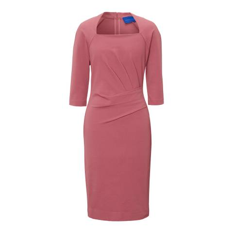 Winser London Mulberry Lana Miracle Dress