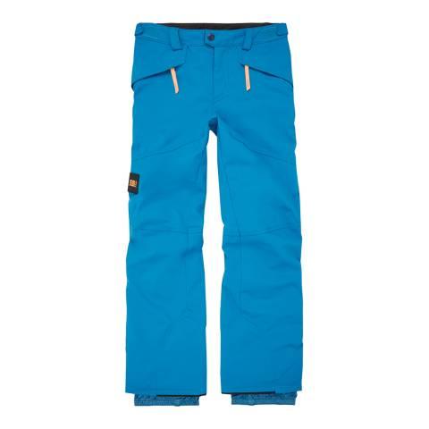 O'Neill Boys Seaport Blue Anvil Ski Pants