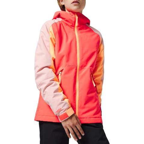 O'Neill Girls Neon Flame Dazzle Ski Jacket