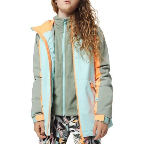 O'Neill Girls Skylight Dazzle Ski Jacket
