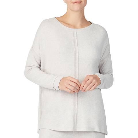 Donna Karan Vanilla Long Sleeve Top
