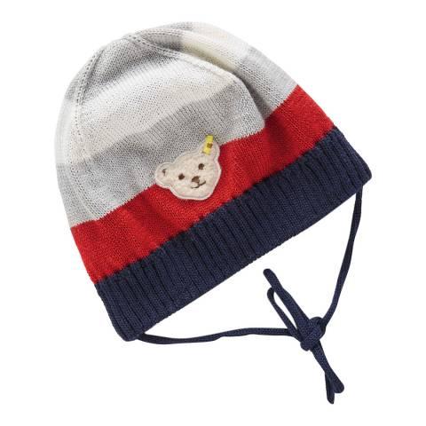 Steiff Multi Stripe Hat