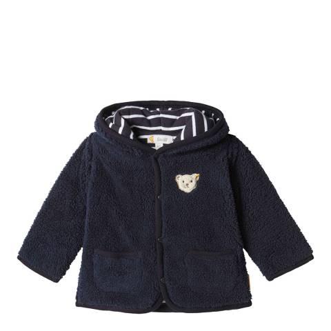 Steiff Navy Fleece Jacket