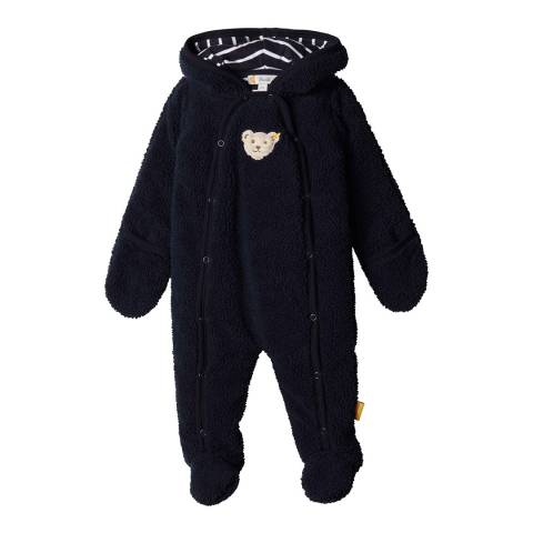 Steiff Black Snow Suit