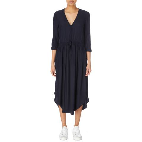 James Perse Wrap Tie Dress