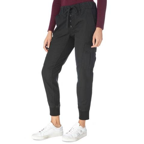James Perse Mixed Media Pull On Pant