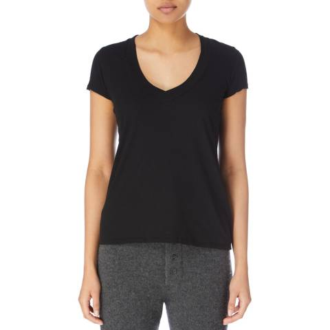 James Perse S/S Relaxed Casual V-Neck