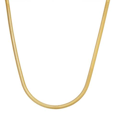 Iconic Collection Gold Chain Necklace
