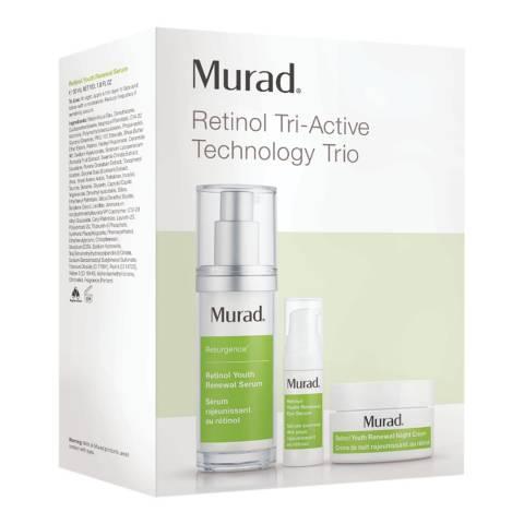Murad Retinol Tri-Active Technology Trio £103