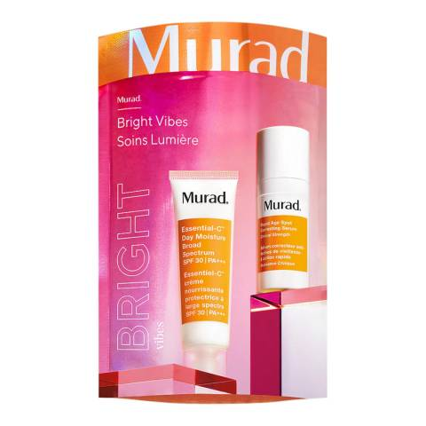 Murad Bright Vibes WORTH £51