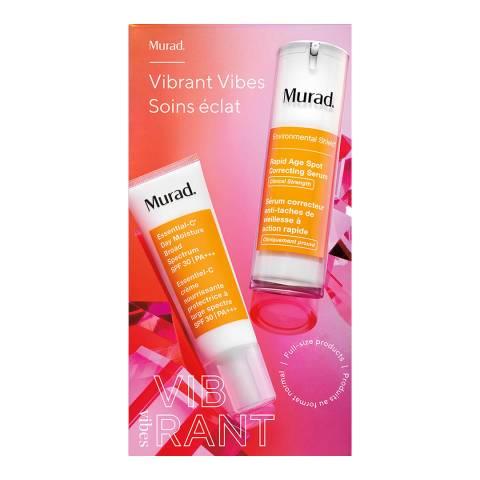 Murad Vibrant Vibes WORTH £140