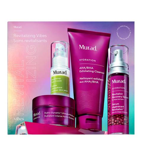 Murad Revitalising Vibes WORTH £233