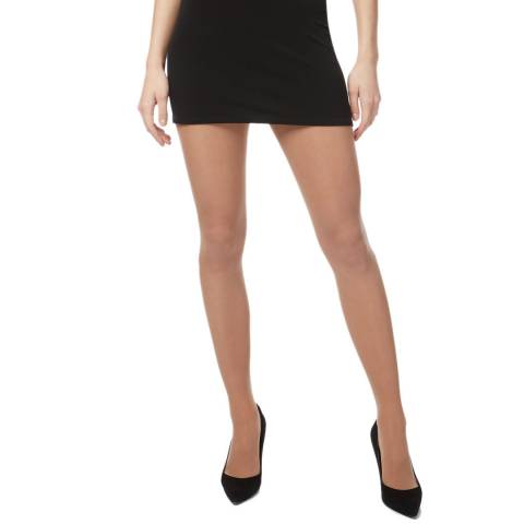 Wolford Caramel Miss W Light Support Tights
