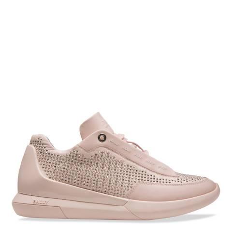 BALLY Light Pink Avryl Sneaker