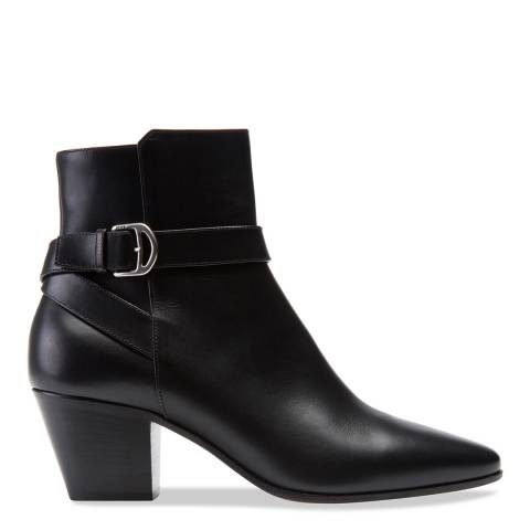 BALLY Black Tayte Ankle Boots