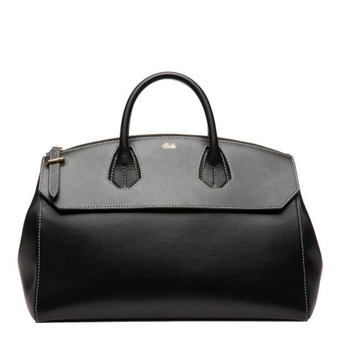 BALLY Black Large Sommet Tote