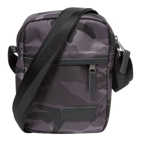 Eastpak Dark Grey Camo Mini Bag