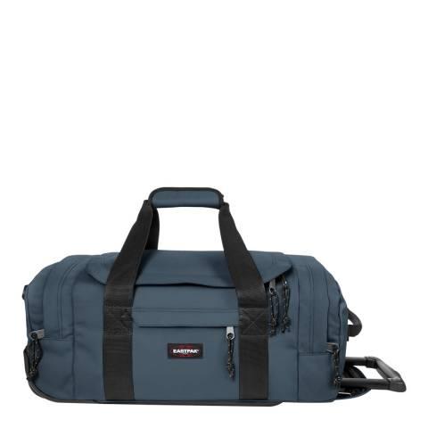 Eastpak Blue Small Leatherface Duffle