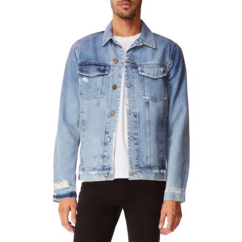J Brand Blue Acama Jean Jacket