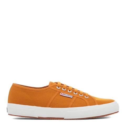 Superga Orange Curcuma 2750 Cotu Classic Sneakers