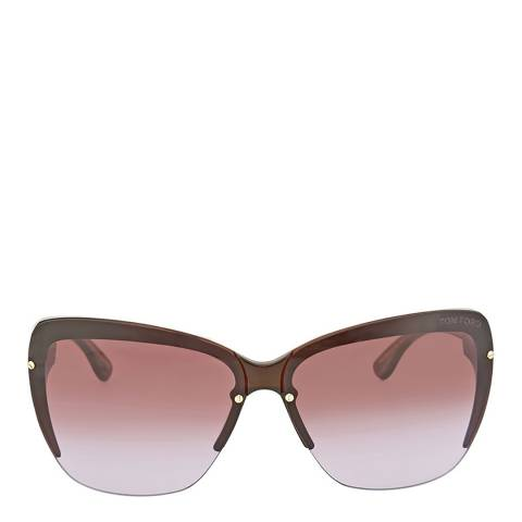 Tom Ford Women's Pink Tom Ford Sunglasses 69mm