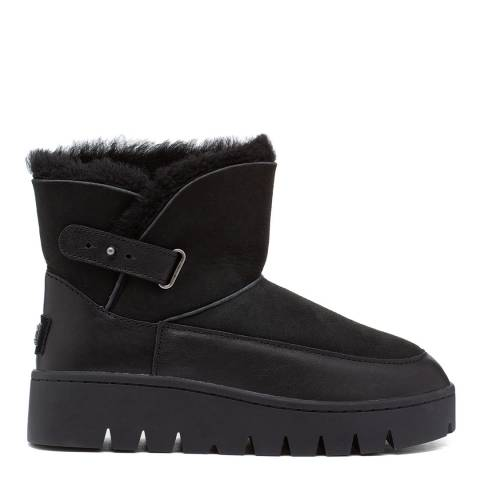 Australia Luxe Collective Black Cameron Ankle Boots