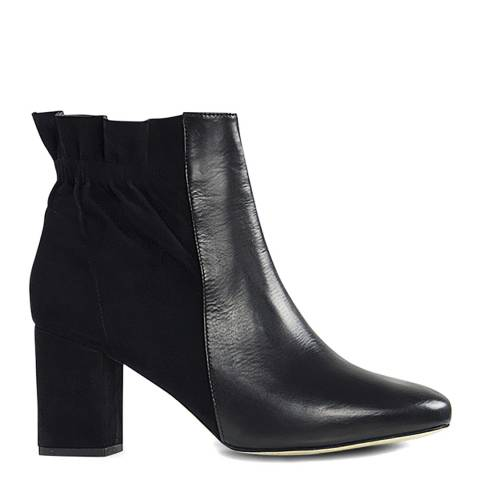 Sargossa Black Desire Ankle Boots