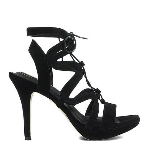 Sargossa Chic Black Suede High Heel