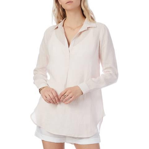 N°· Eleven Rosewater Linen Shirt