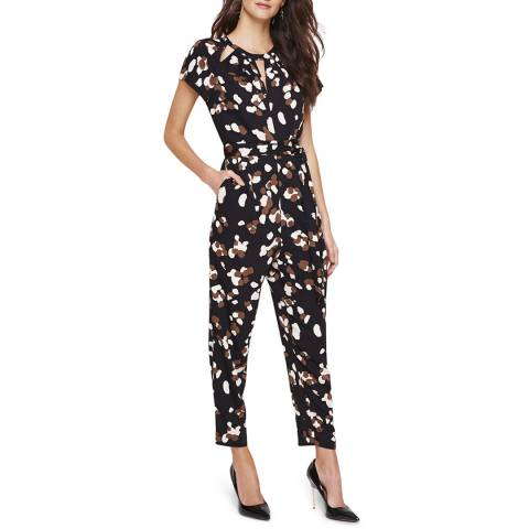 Damsel In A Dress Multi Print Alanis Jumpsuit
