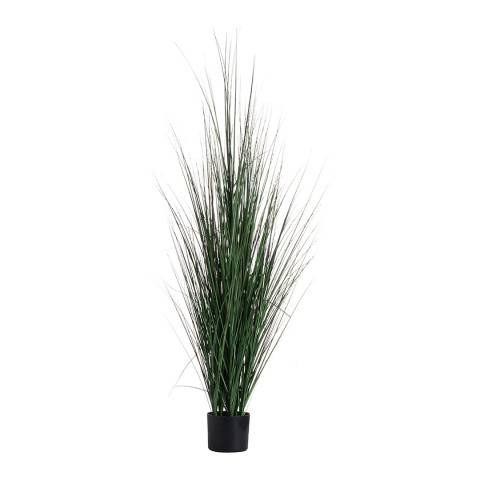 Hill Interiors Large Potted Tall Grass