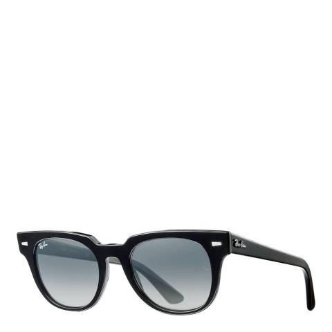 Ray-Ban Women's Grey Gradient Rayban Sunglasses 50mm