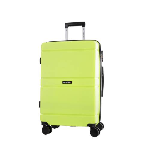 Travel One Yellow Caminera 8 Wheel Suitcase 50cm
