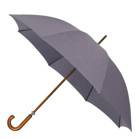 Falcone Grey Blue Golf Umbrella