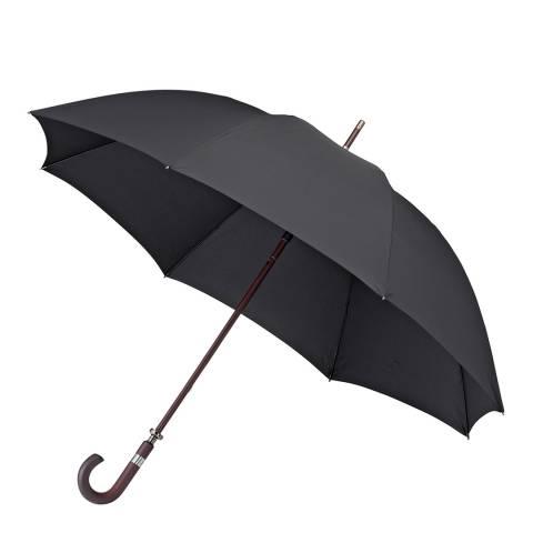 Falcone Black Classic Umbrella