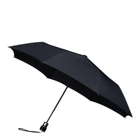 MiniMax Black Classic Folding Umbrella