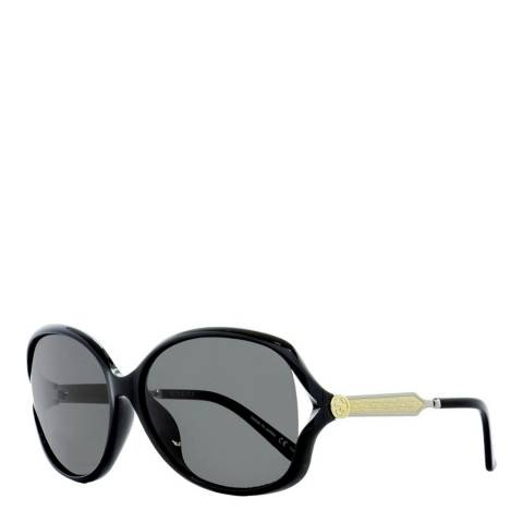 Gucci Women's Grey Gucci Sunglasses 62mm
