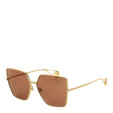 Gucci Women's Red Gucci Sunglasses 61mm