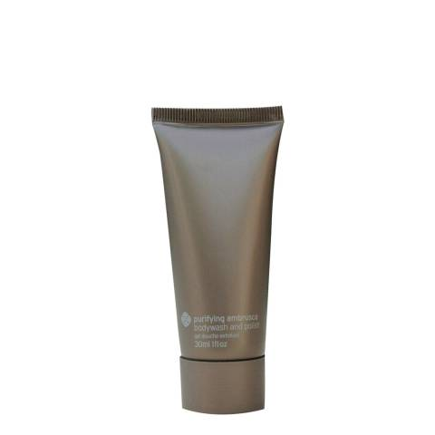 Molton Brown Purifying Ambrusca Body Wash & Polish 30ml